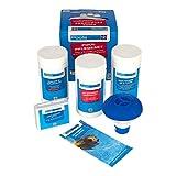 Produkt: POOLSBEST Pool Starter Set 5 in 1 für Pool-Anfänger - Reinigungsset mit Anleitung - perfektes Zubehör für Pool Einsteiger (Preisvergleich)