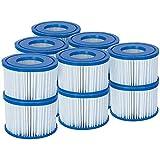 Produkt: Bestway Filter Cartridge VI für Miami, Vegas, Monaco Lay-Z-Spa 58323- 6er Twin Pack (Preisvergleich)
